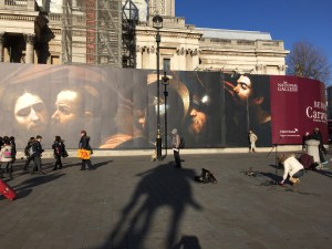 Caravaggio at the National Gallery