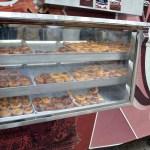 Vanilla Bourbon Creme Bruelee Donuts
