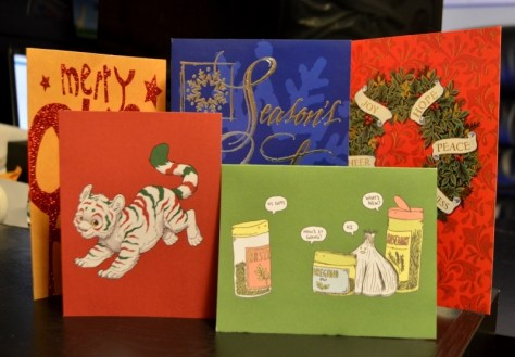 Christmas Card Exchange 2014