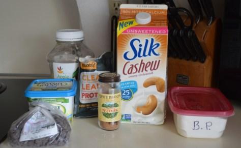 mugCakeIngredients