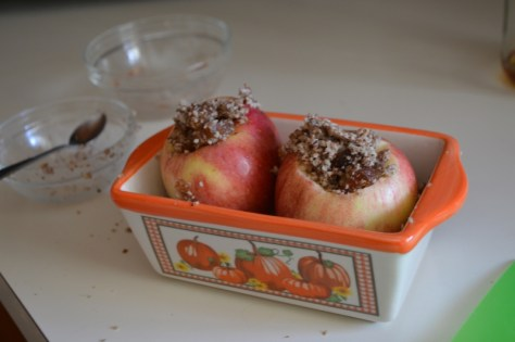 Baked Apples (2)
