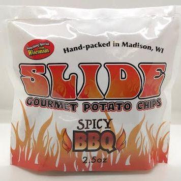 Slide Spicy BBQ