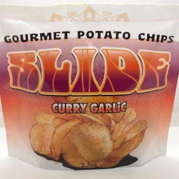 Slide Curry Garlic