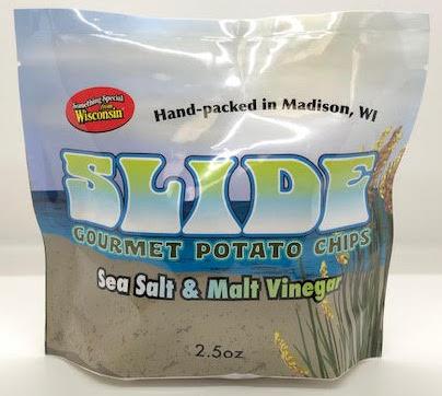 Slide Sea Salt and Malt Vinegar