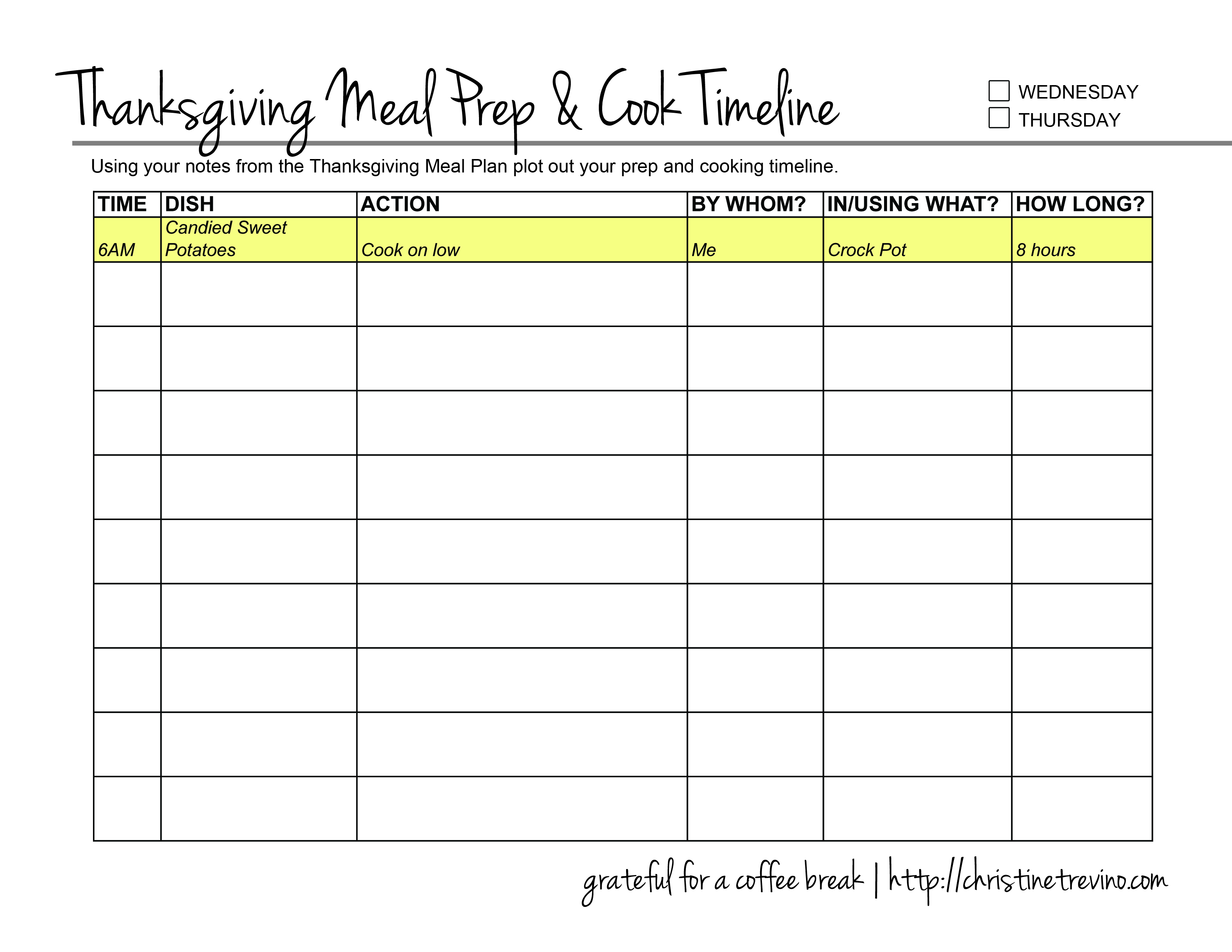 Thanksgiving Food Worksheets