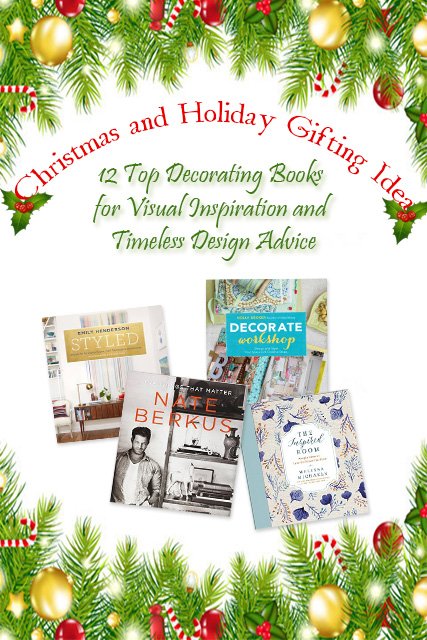 Christmas and Holiday Gifting Idea for the Decor Addict