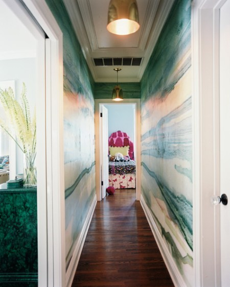 long+narrow+hallway+design