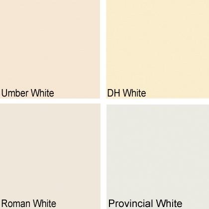 Heritage Dulux_Umber White_DH White_Roman White_Provincial White