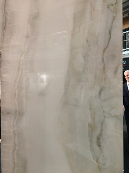 White Onyx_Porcelain_Large Scale Tile_Christine Tse Interiors_Interior Designer London_Earls Court_Camden