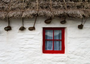 Window and roof ties
