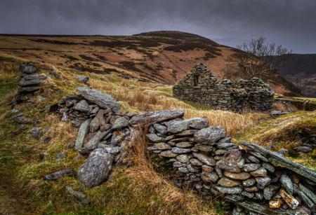 Wall and Ruin
