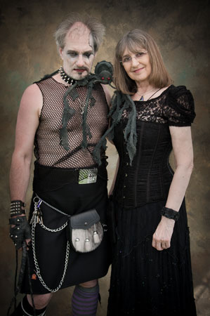 gothic at the carnival