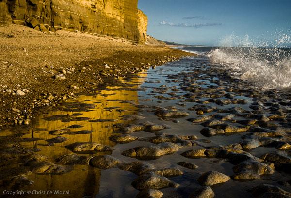 Burton Sands near Hive Beach