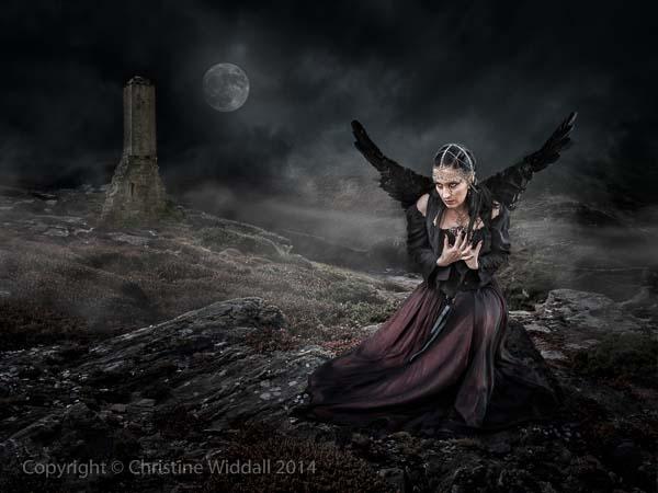 """Rise of the Dark Angel"""