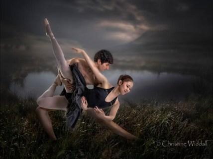 Danse d'amour