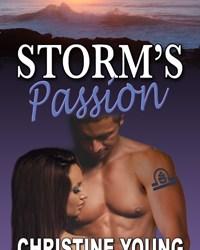 Historical Romance, Storm's Passion