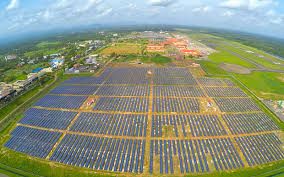 Solar Powur Plant