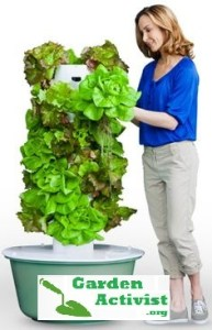 Vegan Tower Garden