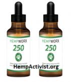 Hempworx CBD oil for Dogs