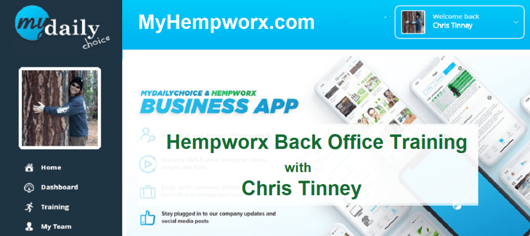 Your First 30 Minutes as a Hempworx Distributor Quickstart Guide