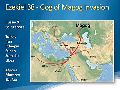 Image result for image of gog and magog