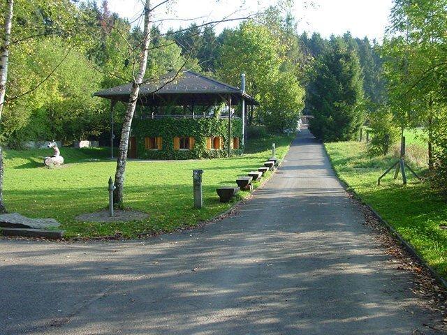 Regionaler Waldgottesdienst in Rüfenacht