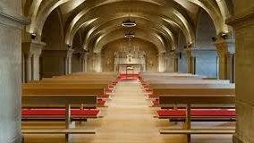 2014 – Rénovation et renouvellement de la crypte de l'église St. Pierre et Paul, Berne