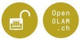 Logo von OpenGLAM.ch