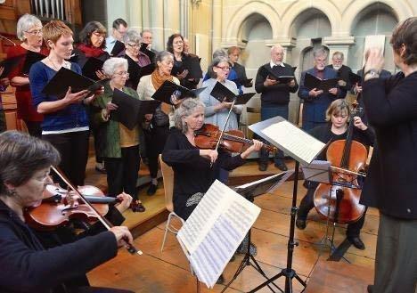 Bistumschor «voces laudis»