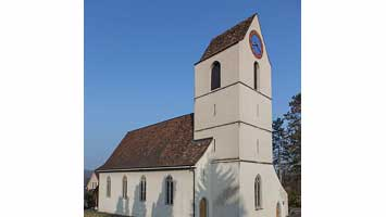 Gottesdienste in der alten Dorfkirche in Münchenstein
