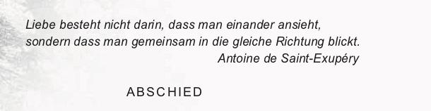 Abschied SH