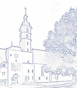 St. Katharinenkirche in Laufen