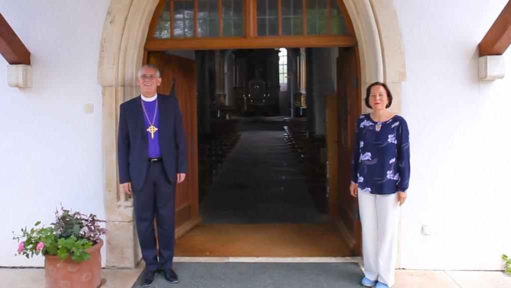 Neuanfang Gottesdienste zu Pfingsten