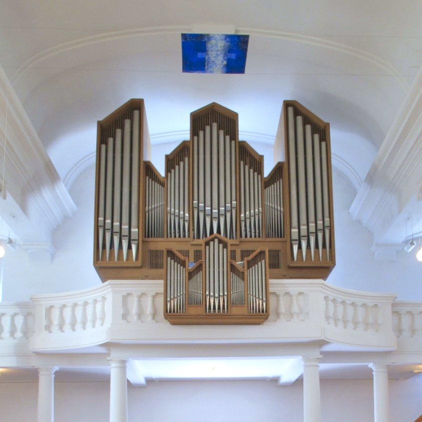 Orgelmusik und Lesungen aus Solothurn