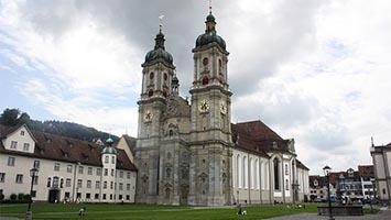 Ausflug des Frauenvereins Region Olten nach St. Gallen