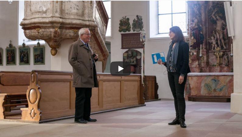 Spannendes zur Geschichte unserer KircheGespräch mit Fritz-René Müller, emeritierter christkatholischer Bischof