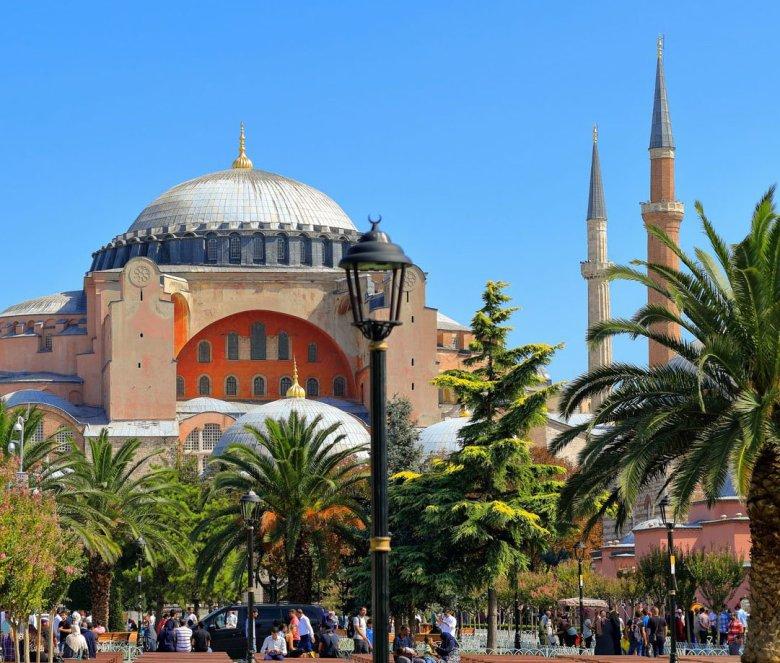 Hagia Sophia ist Erbe des ganzen Christentums