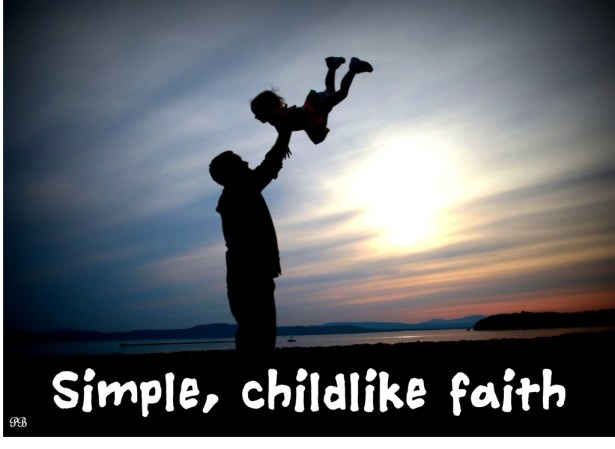 childlike-faith