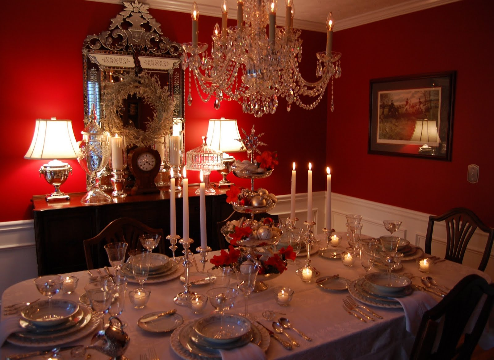 Etiquette Met Kerst(diner): Zo Hoort Het
