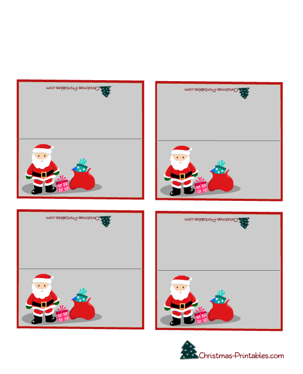 photograph about Printable Christmas Place Cards called Xmas Area Playing cards Template. zentangle layouts zentangle