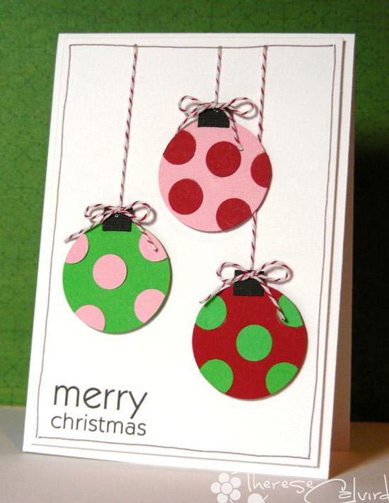 Best Easy DIY Christmas Card Ideas Christmas Celebration
