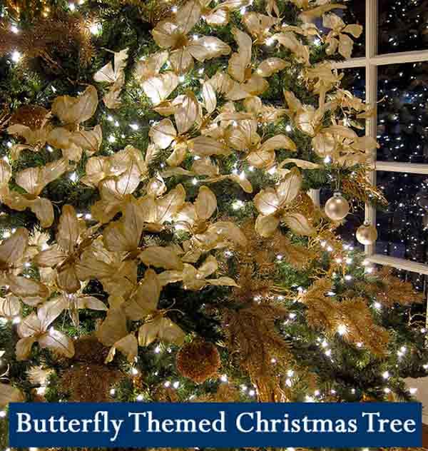 Themes For Christmas Tree Decoration Christmas
