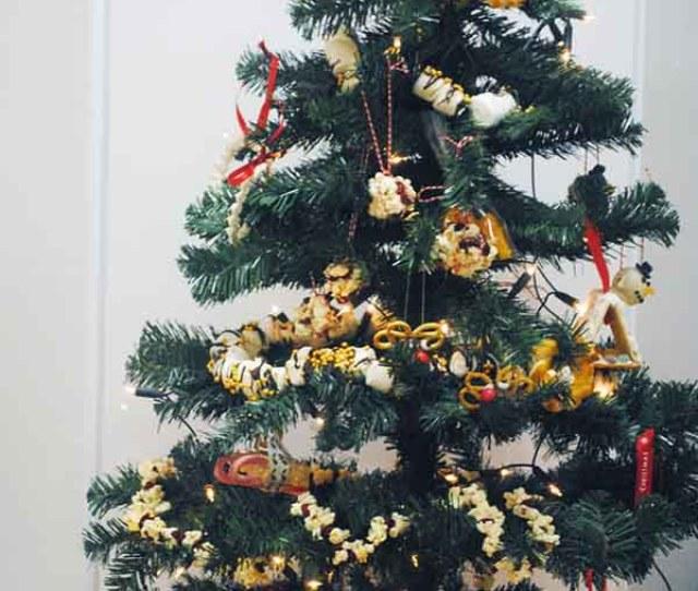The Edible Christmas Tree