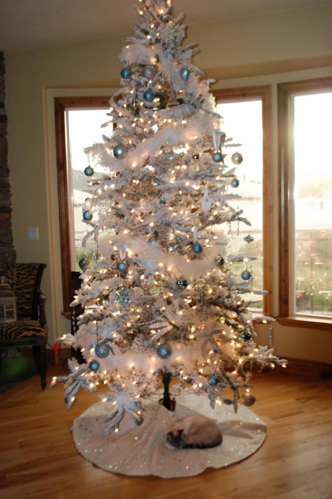 Enchanted Forest Christmas Tree Ideas By Martha Stewart Living Editors