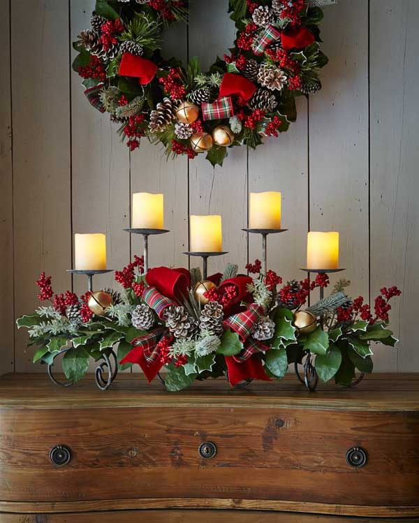 Fantastic Christmas Decoration Ideas For Your Home Interior Wonderful Decorating Tall Tree With