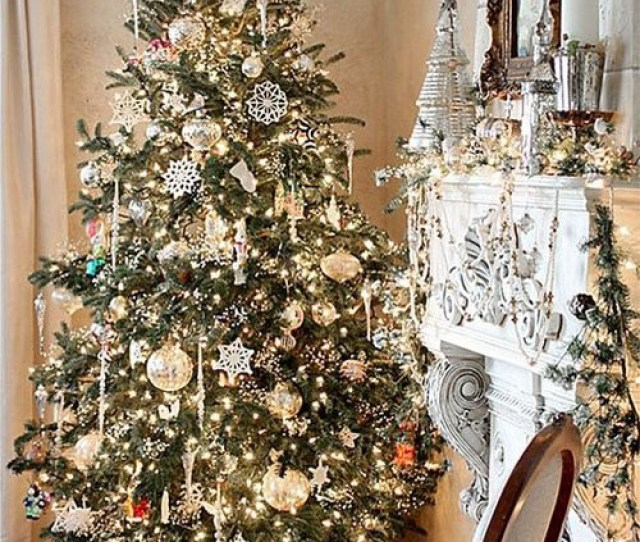 Fabulous Victorian Christmas Tree