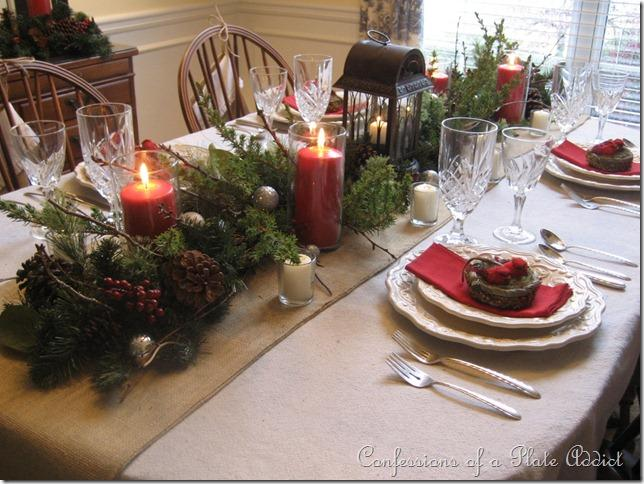 Top 50 Christmas Tablescapes