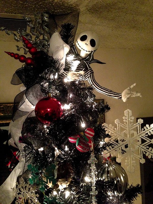 Nightmare Before Christmas Decorations Christmas