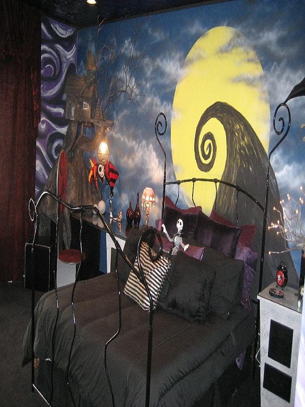40 Creepy Nightmare Before Christmas Decorations Inspiration From Tim Burton