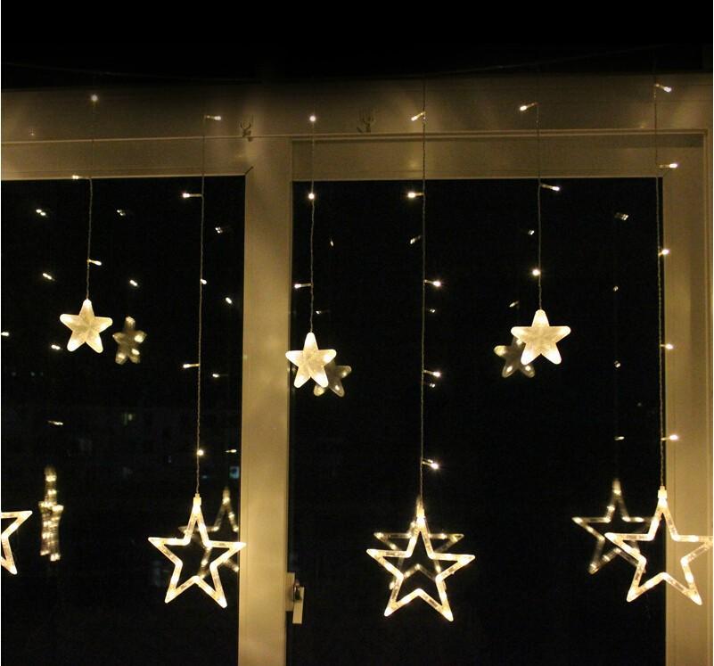 Christmas Window Lights Decoration And Ideas Christmas Celebration All About Christmas